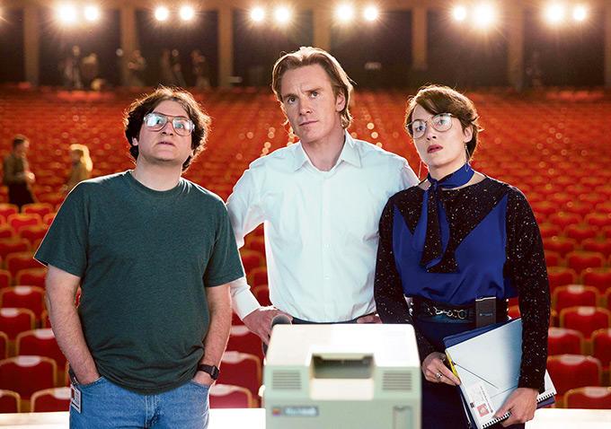 Assista a Michael Fassbender em mais um trailer de Steve Jobs