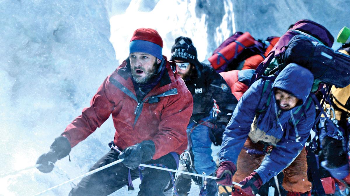 Evereste crítica 2015