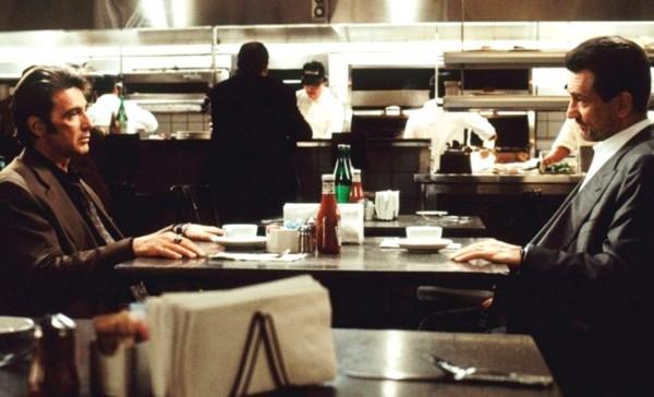 Fogo Contra Fogo Al Pacino e Robert de Niro