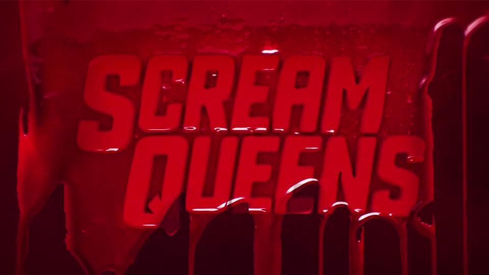 Scream Queens banner