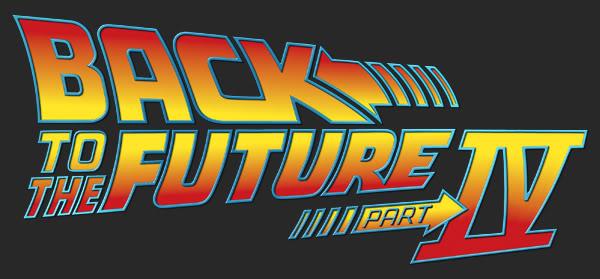 De Volta Para o Futuro IV – logo