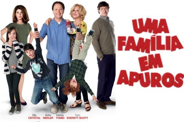 Filmes sobre familia – Uma Familia em Apuros