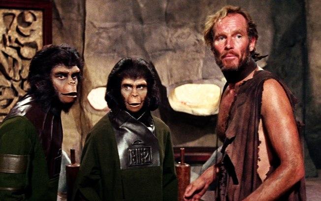 Filmes sobre viagem no tempo – O Planeta dos Macacos
