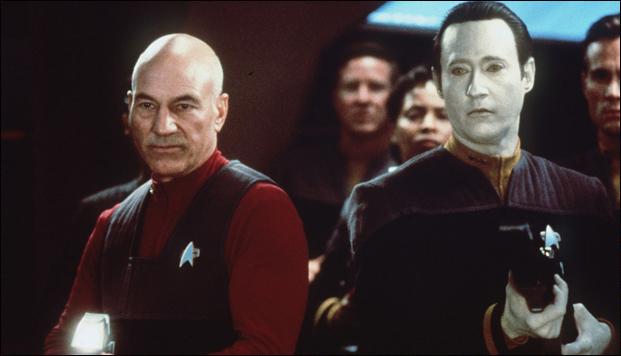 Filmes sobre viagem no tempo – Star Trek o primeiro contato