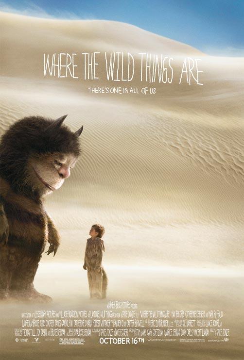 Melhores Filmes de Aventura dos anos 2000 – Onde Vivem os Monstros