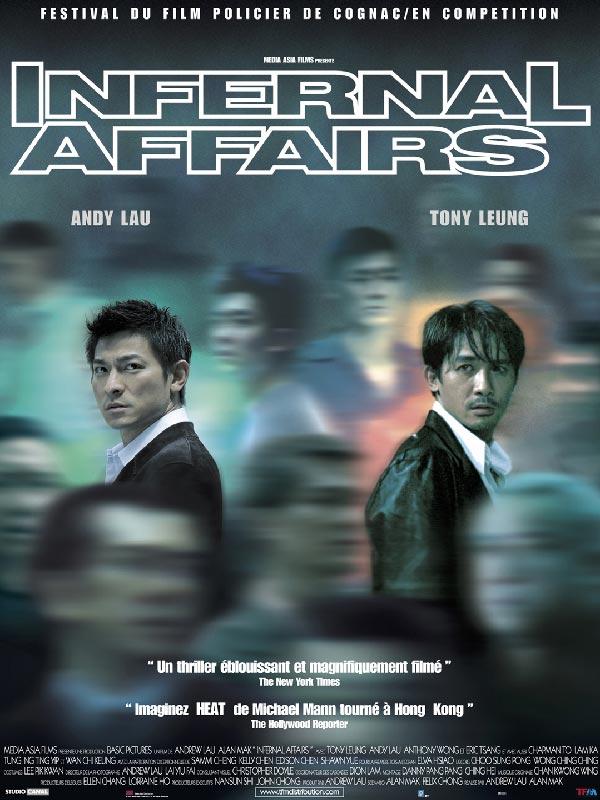 Melhores Filmes de Suspense 2000 – Internal Affairs