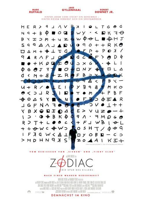 Melhores Filmes de Suspense 2000 – Zodiaco