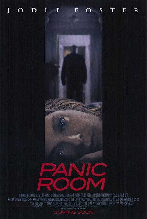 Melhores Filmes de Suspense – Quarto do Pânico