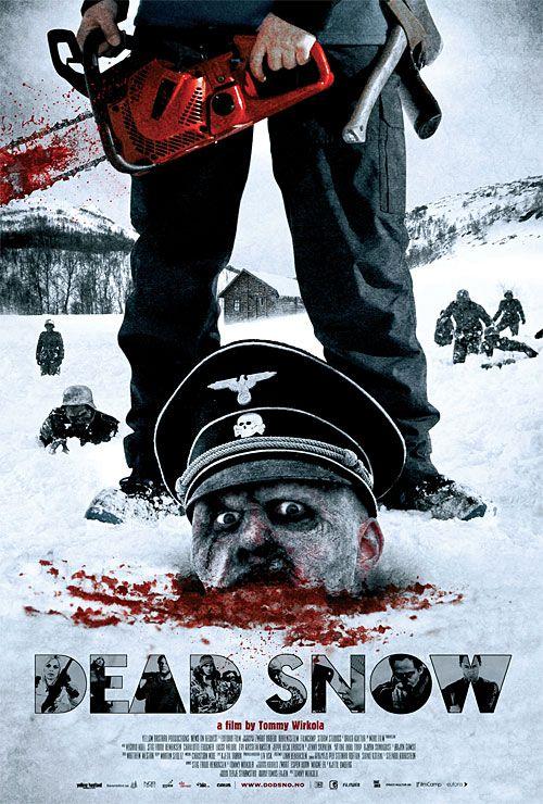 Melhores Filmes de Terror – Zumbis na Neve