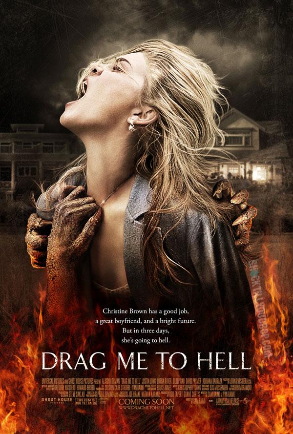 Melhores Filmes de terror dos anos 2000 – Arrasta-me para o Inferno