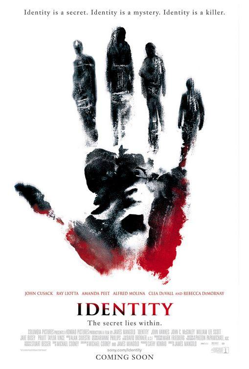 Melhores filmes de suspense – Identidade