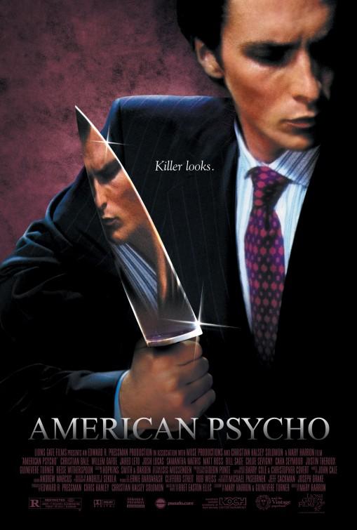 Melhores filmes de suspense – Psicopata Americano