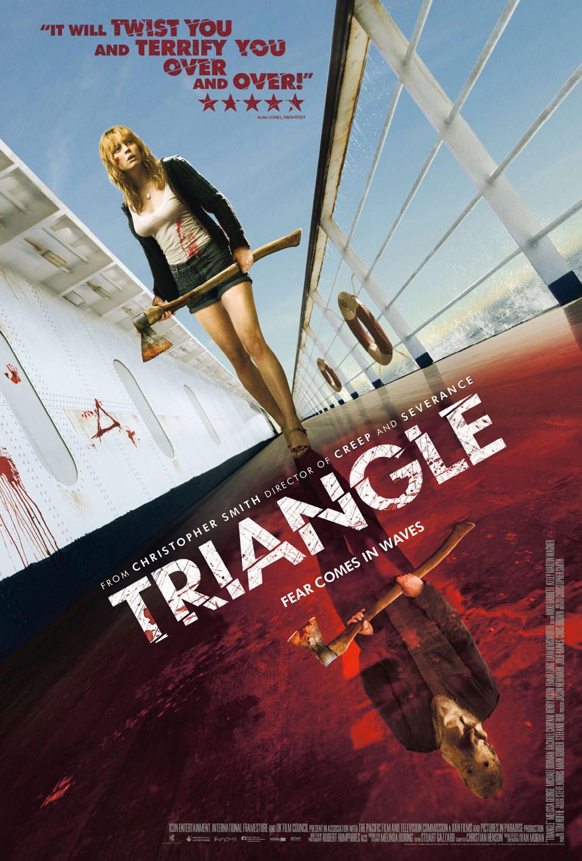 Melhores filmes de terror – Triangulo do Medo
