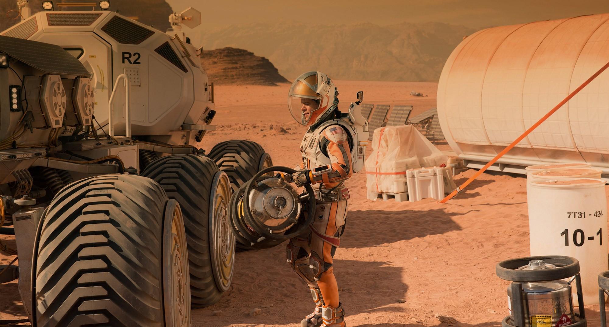 Perdido em Marte -2