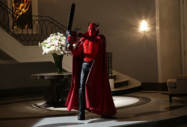 Review Scream Queens s01ep03 – Chainsaw