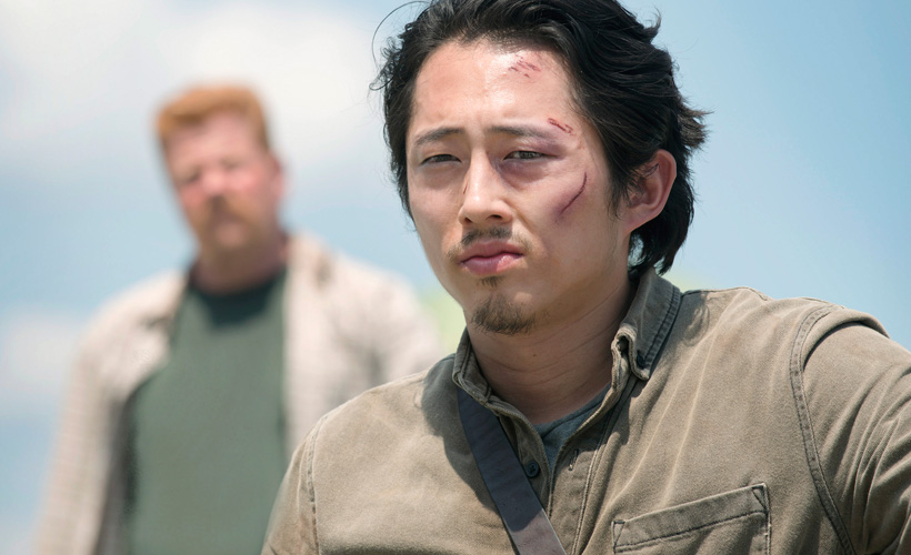Review The Walking Dead s06e01