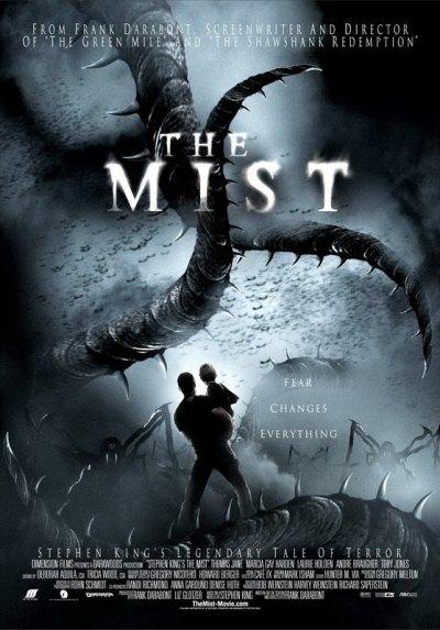 Melhores Filmes de Terror dos Anos 2000 – O Nevoeiro