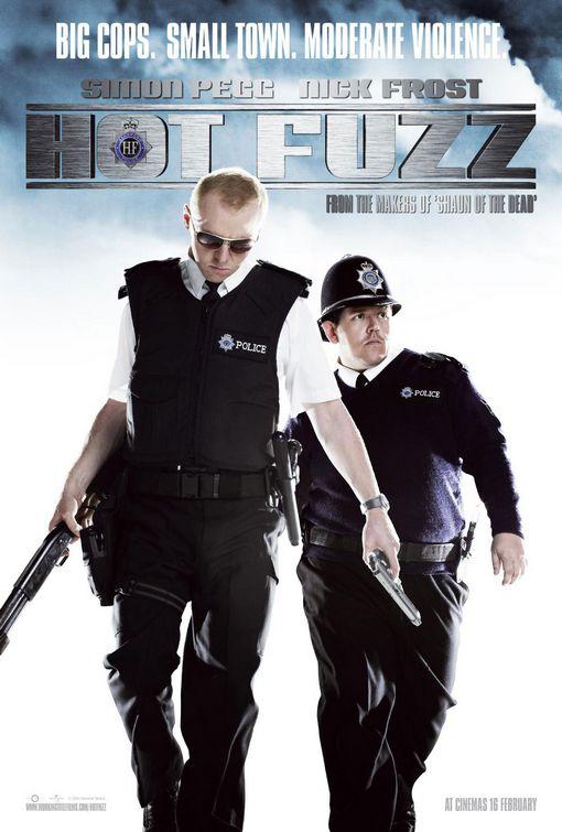 Melhores Filmes de Ação dos anos 2000 – Hot Fuzz