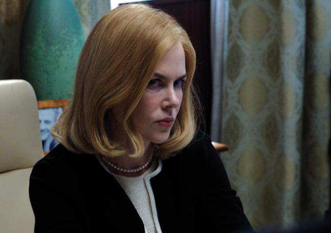 Nicole Kidman em Mulher-Maravilha