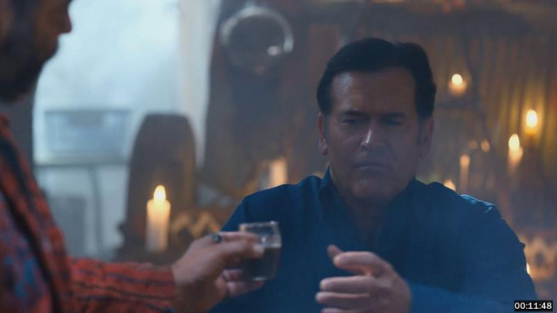 Review Ash vs Evil Dead s01e04