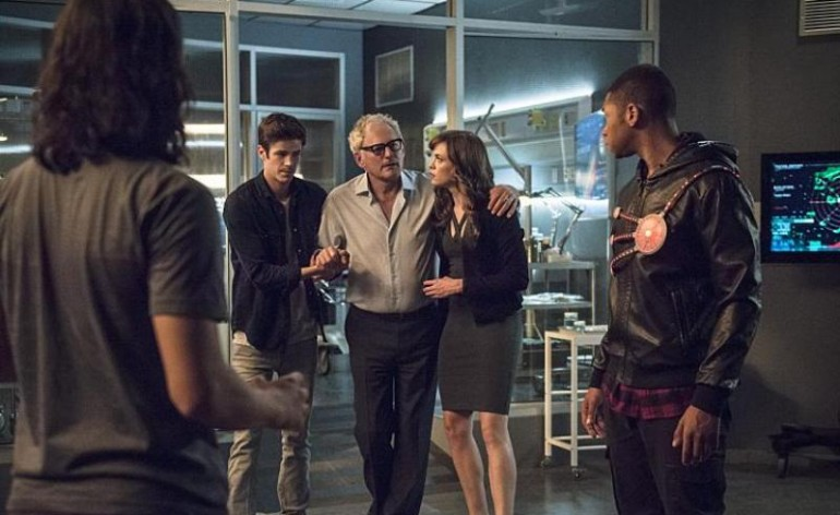 """Review The Flash """"The Fury of Firestorm"""""""