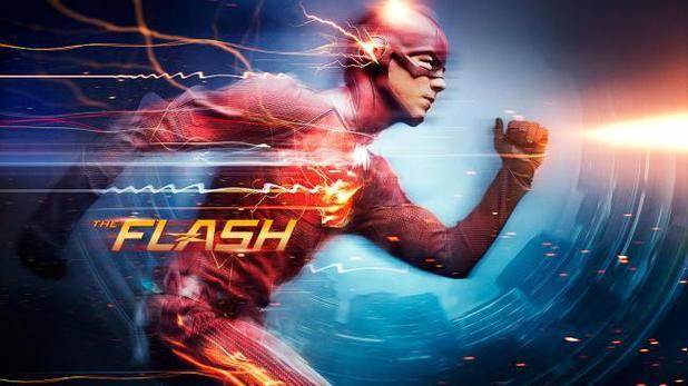 The Flash destaque