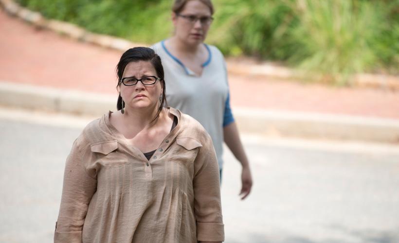 The Walking Dead s06e05 Now