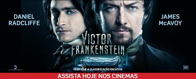 Victor Frankenstein  banner