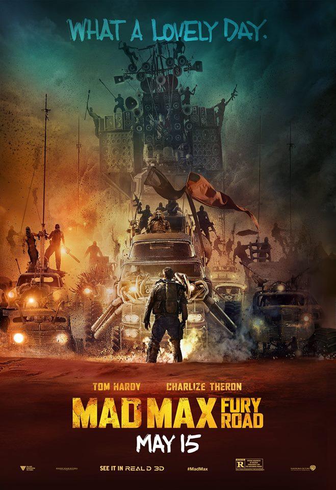 15- Mad Max