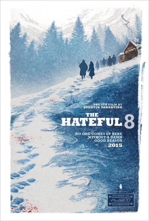 21- The Hateful Eight