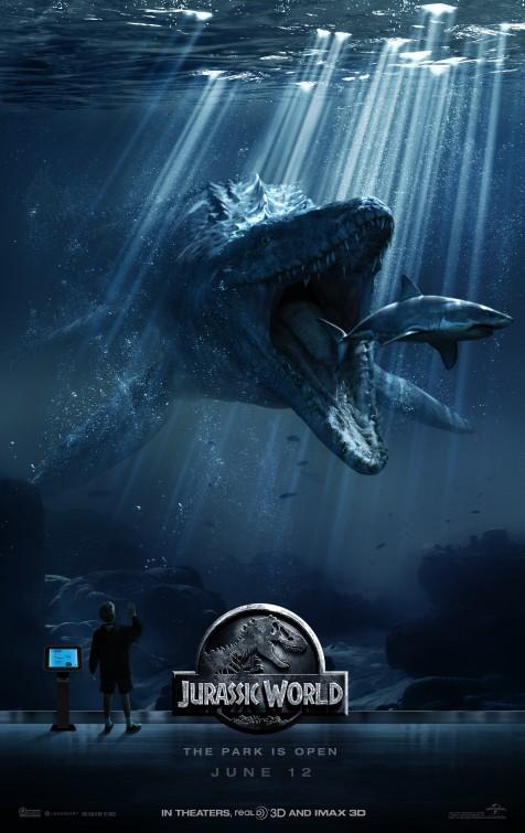 28- Jurassic World