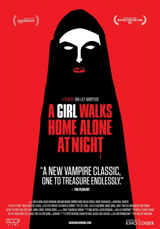 6- Girl Walk Home Alone at Night