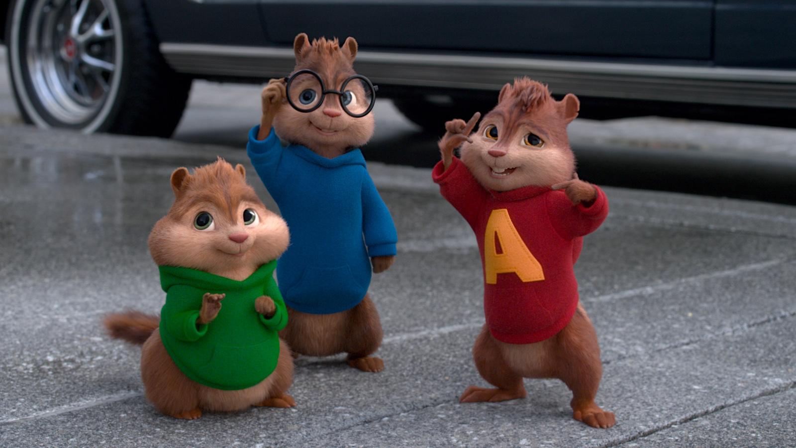 Alvin e os Esquilos Na Estrada crítica
