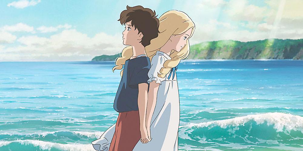 As Memórias de Marnie – Melhores Animações 2015