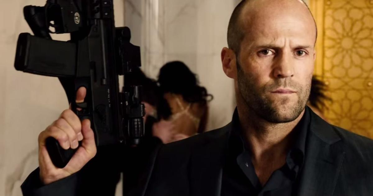 Deckard Shaw (Jason Statham) – Velozes & Furiosos 7