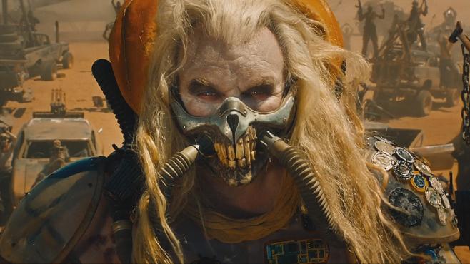 Immortan Joe (Hugh Keays-Byrne) – Mad Max- Estrada da Fúria