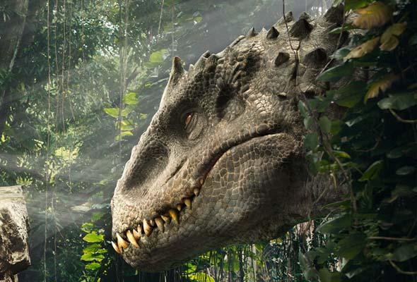 Indominus rex – Jurassic World- O Mundo dos Dinossauros