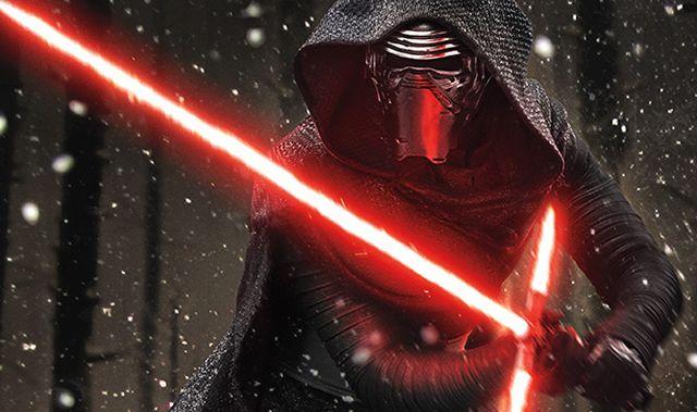 Kylo Ren (Adam Driver) – Star Wars- O Despertar da Força