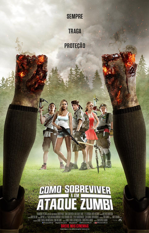 Melhores filmes de aventura de 2015 – Como Sobreviver a um Ataque Zumbi