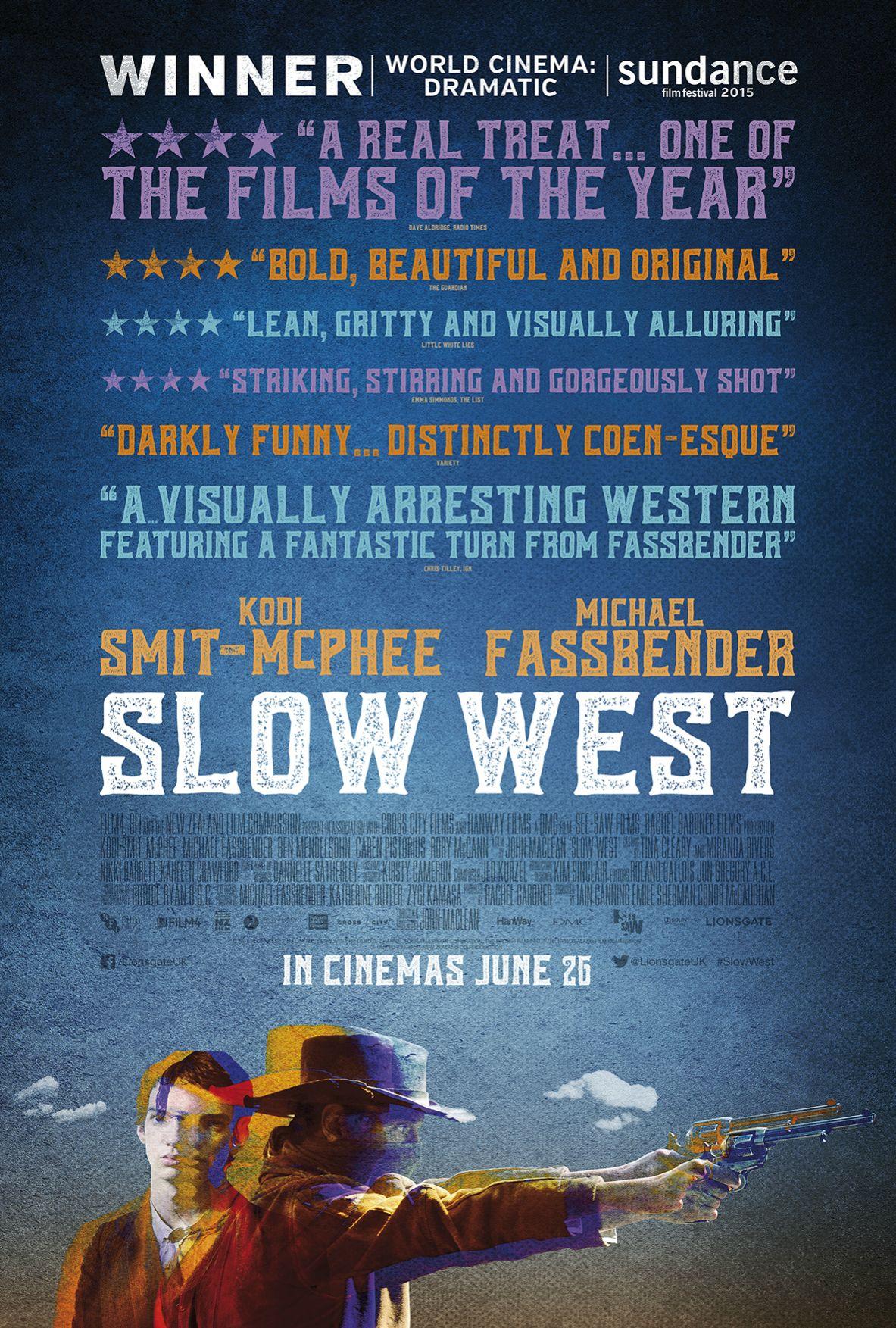 Melhores filmes de aventura de 2015 – Slow West