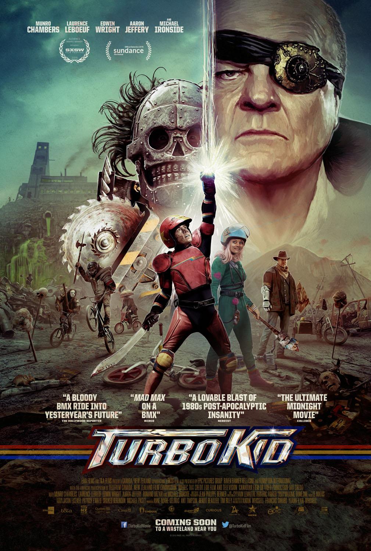 Melhores filmes de aventura de 2015 – Turbo Kid