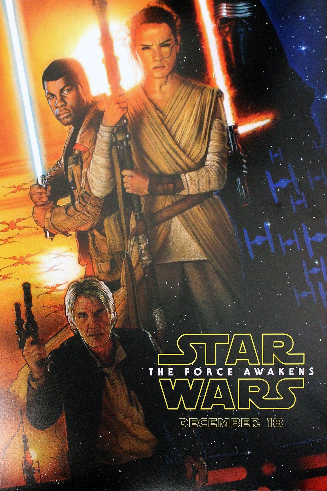 Melhores filmes de sci-fi de 2015 – Star Wars