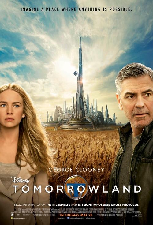 Melhores filmes sci-fi de 2015 – Tomorrowland