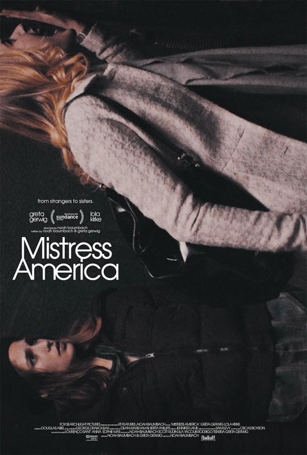 Mistress America melhores comédias de 2015