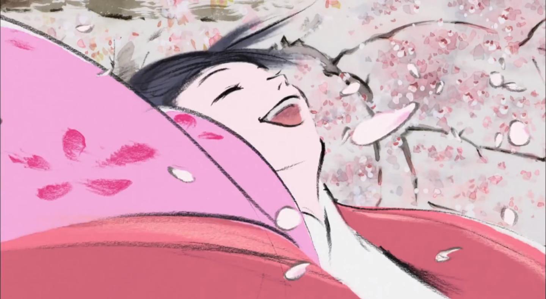 O Conto da Princesa Kaguya – Melhores Animações 2015