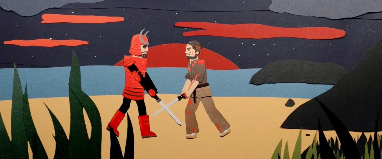 Path of Blood – Melhores Animações 2015
