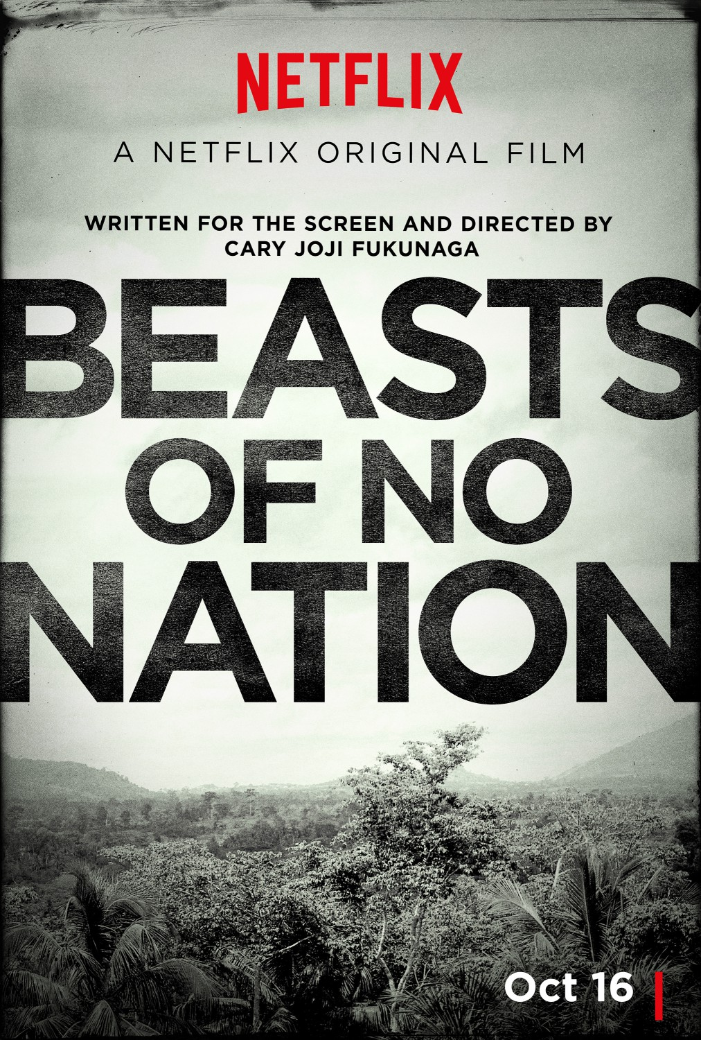 Poster Beasts of No Nation