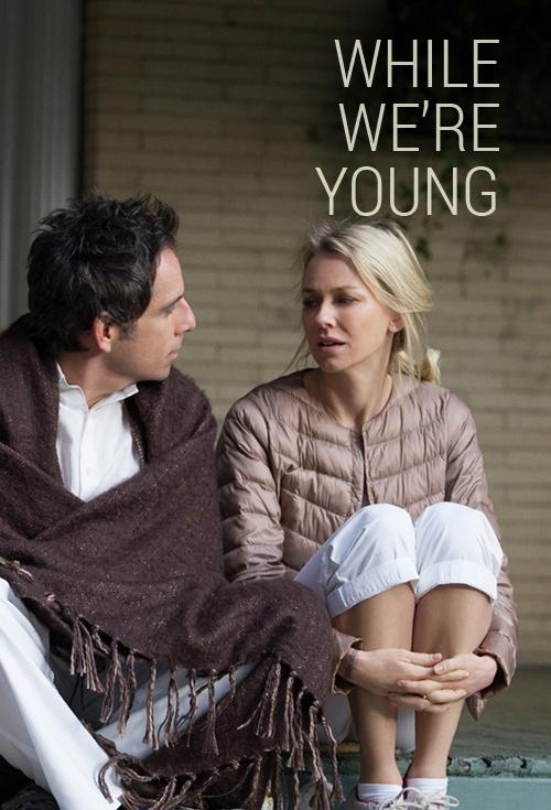Poster Enquanto Somos Jovens