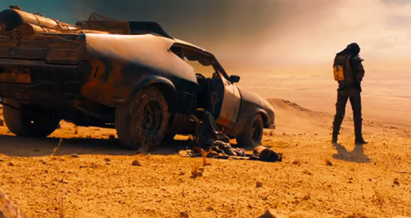 Surpresas do ano - Mad Max