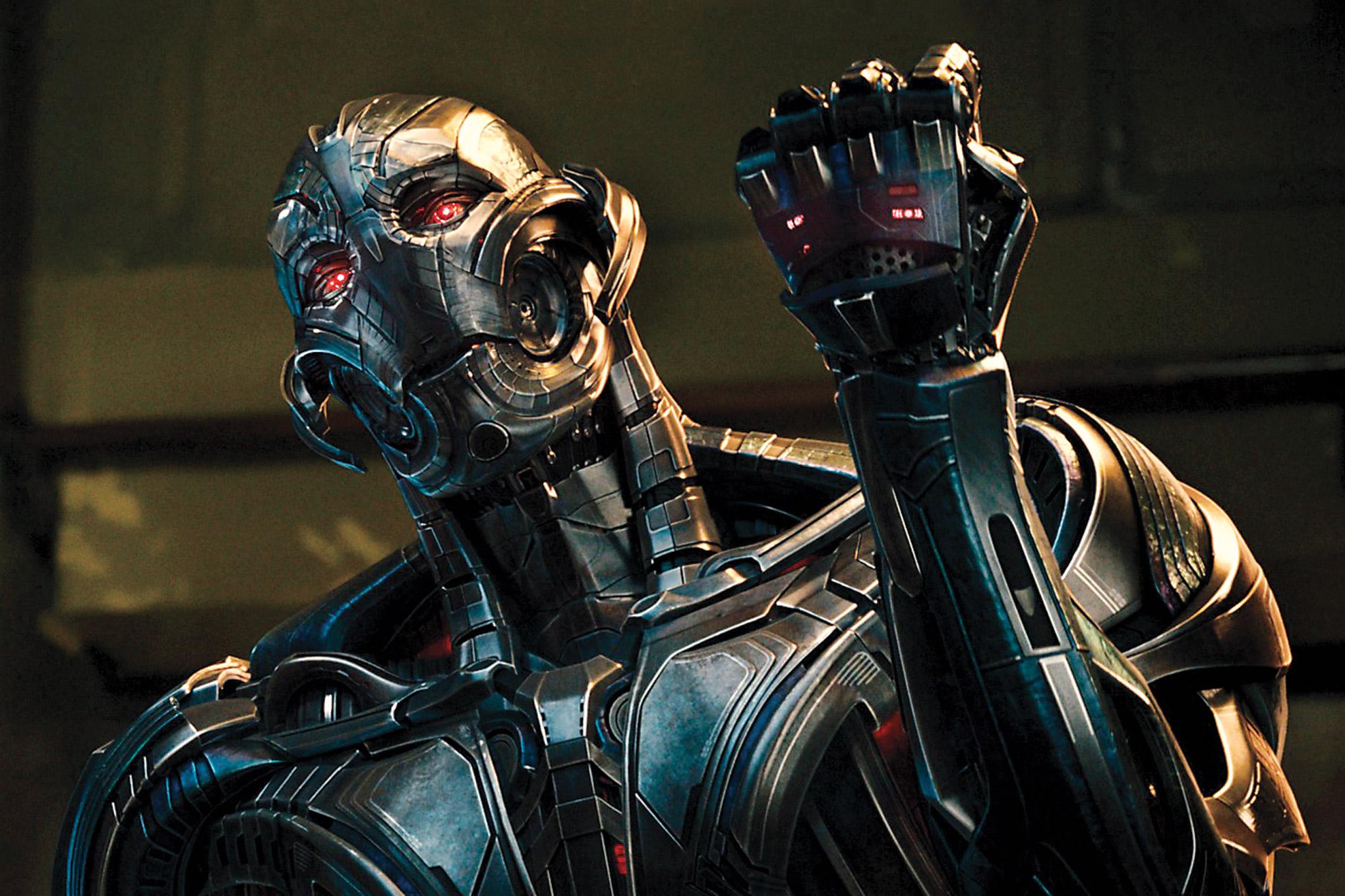 Ultron (James Spader) – Os Vingadores- A Era de Ultron